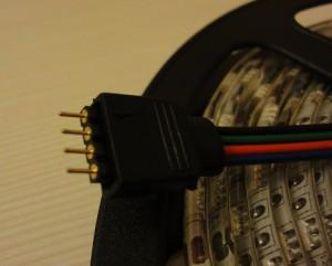 Штекер светодиодной ленты