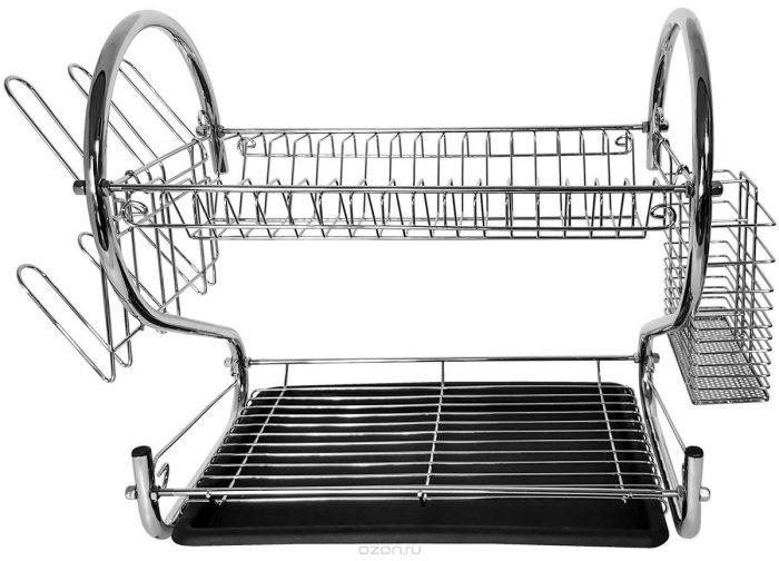 сушилка для посуды встроенная в шкаф