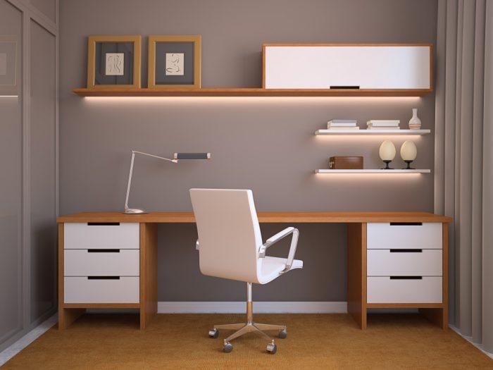 письменный стол полки как выбрать