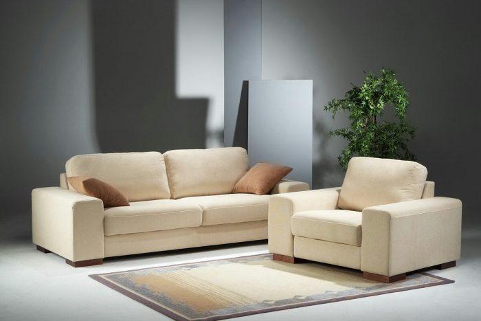 поролон на диван