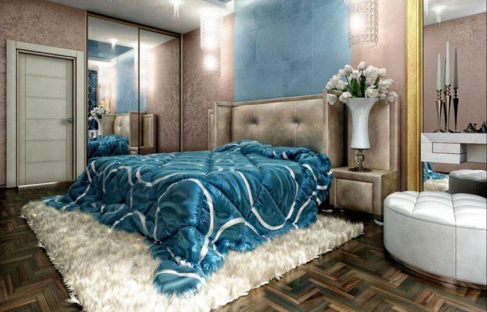 спальня по фэншую