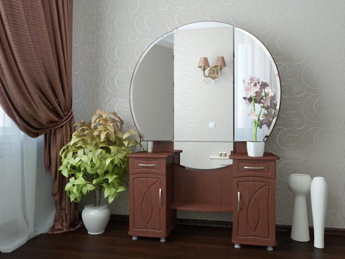 столики туалетные в спальне