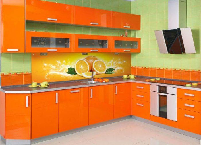 кухонный гарнитур материал