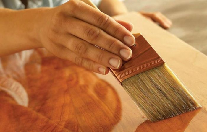 лак и краска для мебели