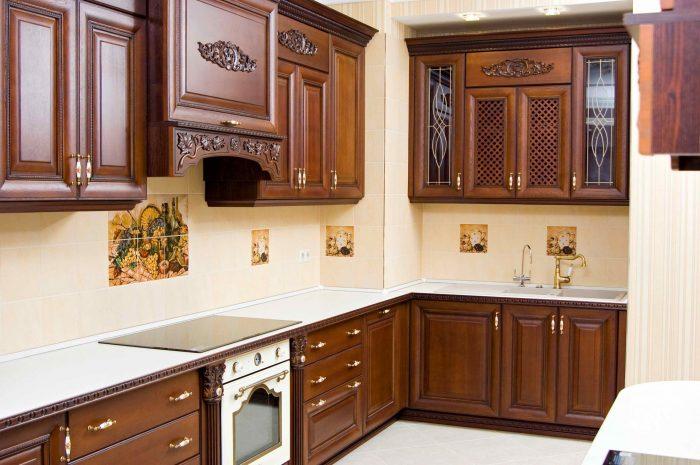 материал фасадов на кухню