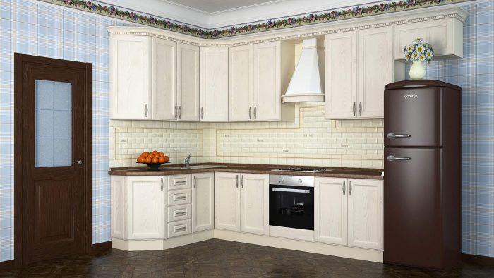 материал кухонного гарнитура