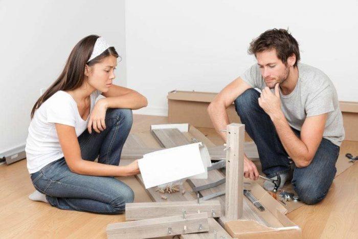 какой инструмент нужен собрать мебель