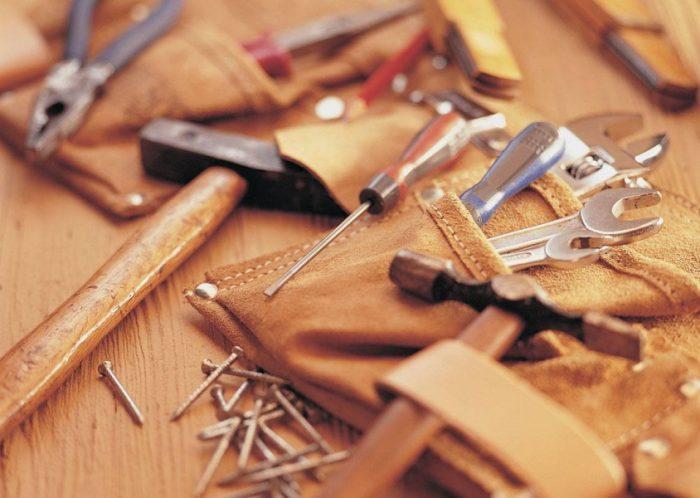 собрать мебель инструменты