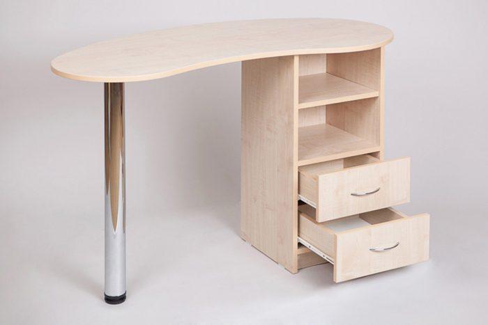 как сделать стол маникюрный
