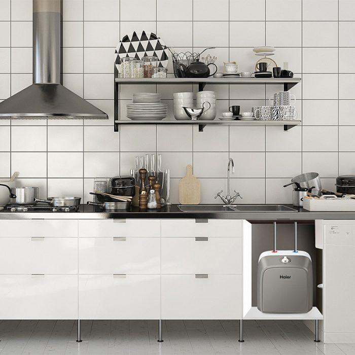 кухня водонагревать выбрать проточный накопительный