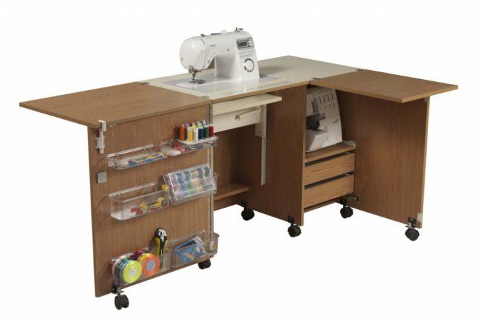 машинка швейная стол