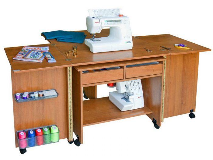 швейная машинка стол