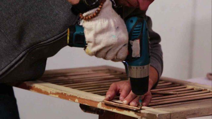 рояльные петли установить своими руками