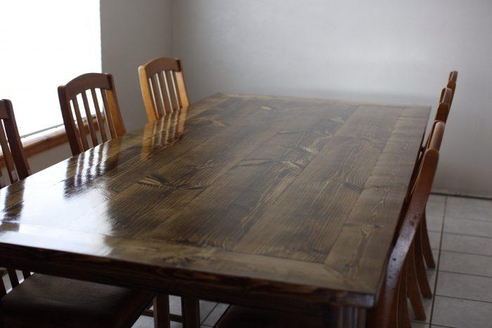 стол обеденный сделать