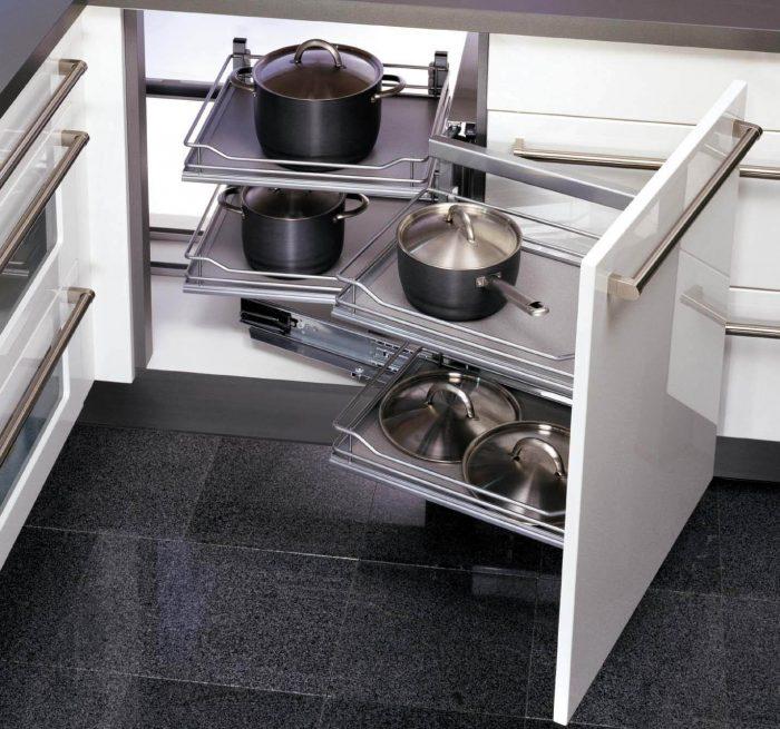 уголок на кухню