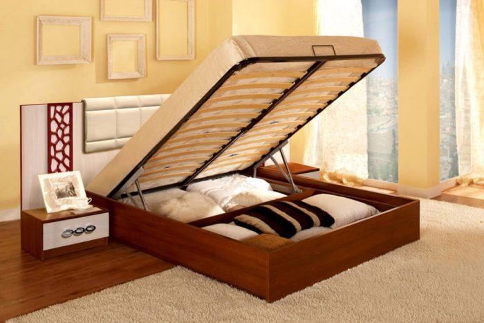 кровать основание