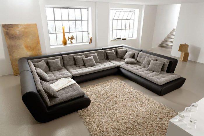 модульная мебель гостиная