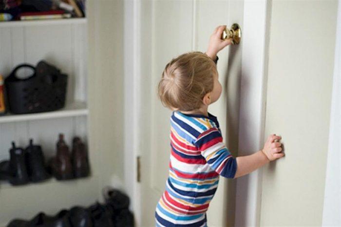 защита мебель замок дети