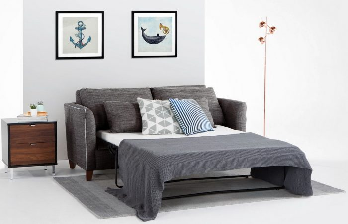 американская раскладушка диван