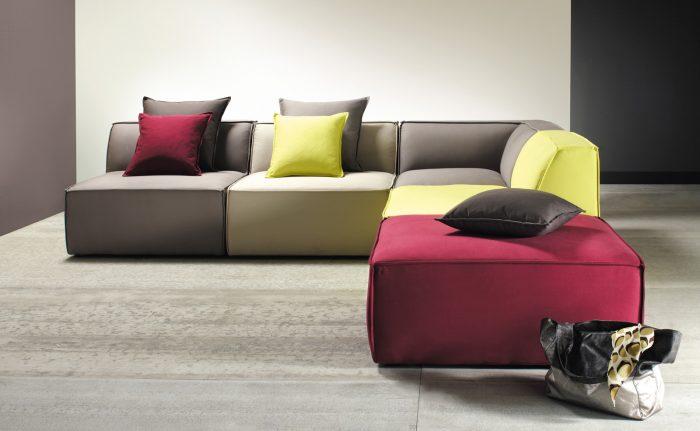 подушки своими руками диван