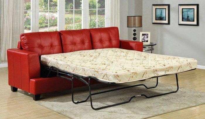 раскладушка диван