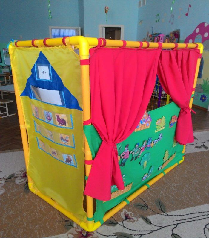 ширма в детский сад