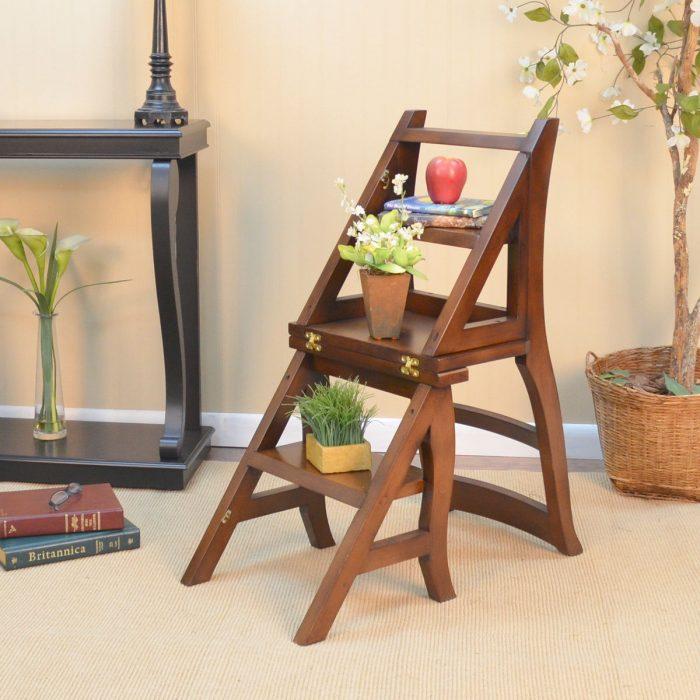 стулья стремянки
