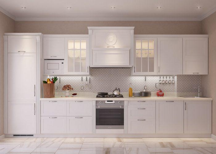 цвет для кухни