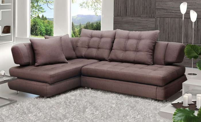 диван размеры