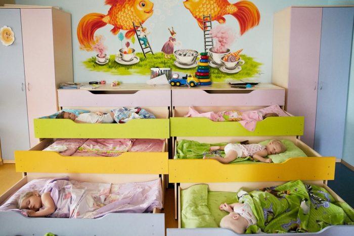 гост детские кровати