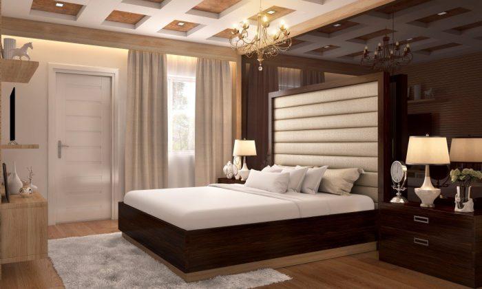 кровать размер