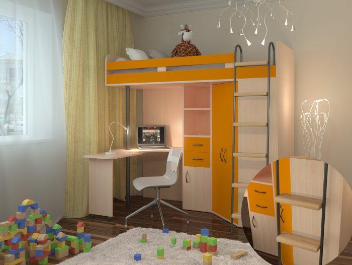 кровать столы