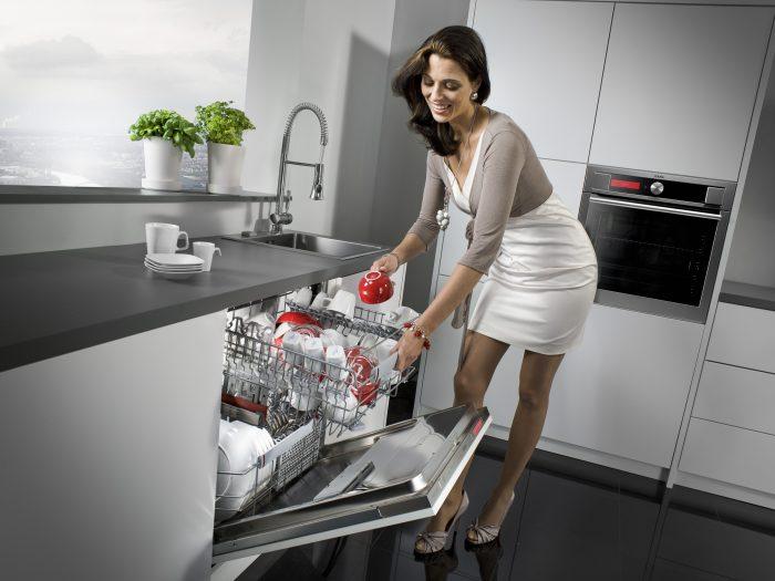 посудомоечная машина установка