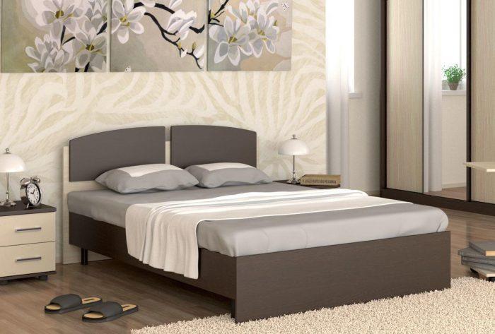 стандарт двуспальная кровать