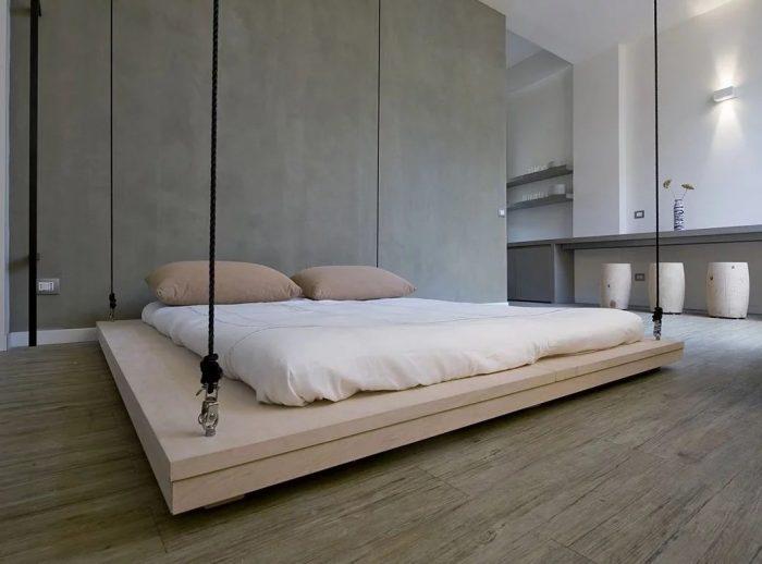 кровати подвесные