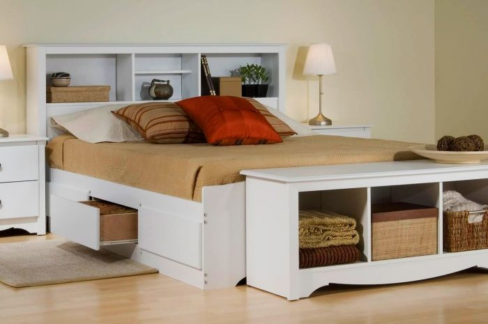 полки кровать выбрать