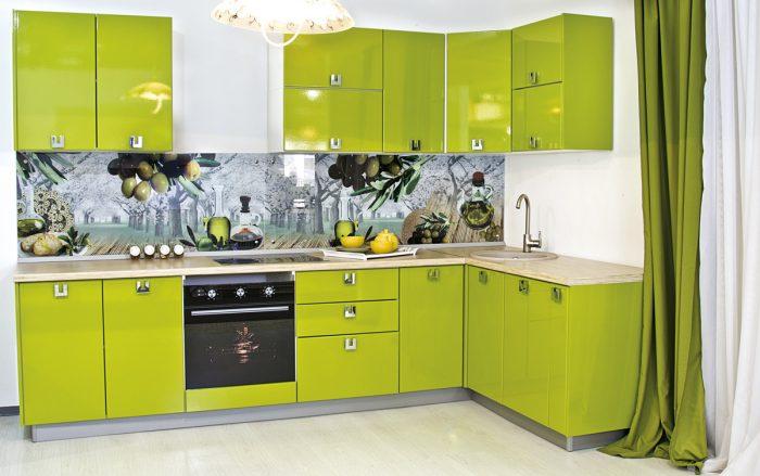 выбрать размеры мебели на кухню