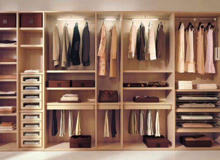 полки шкаф