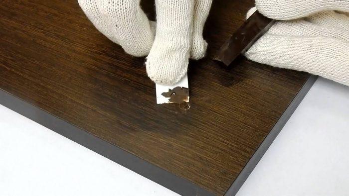 воск мебельный
