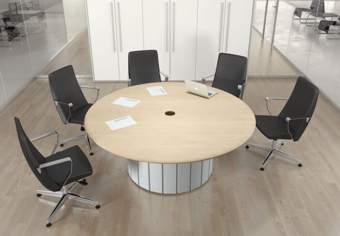 форма стола переговоры