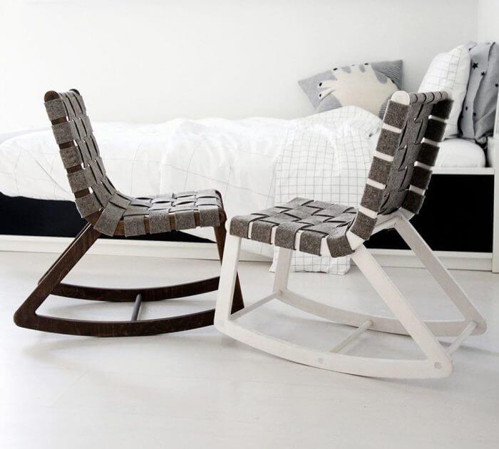 качалка кресло
