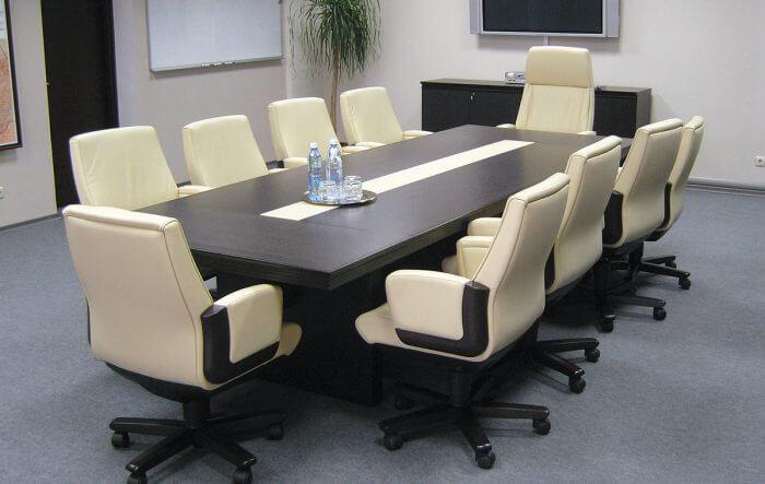 переговоры стол