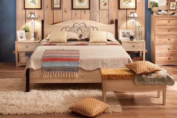 пуф для кровати