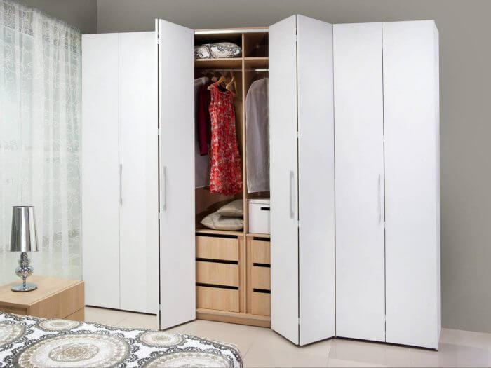 гармошка шкаф