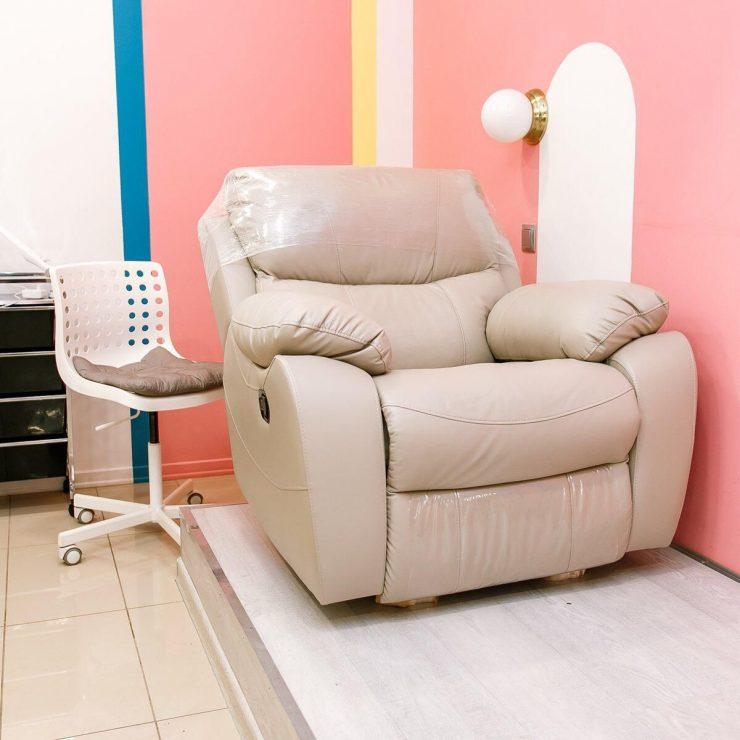 кресла реклайн