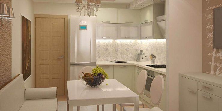 кухню встроенную