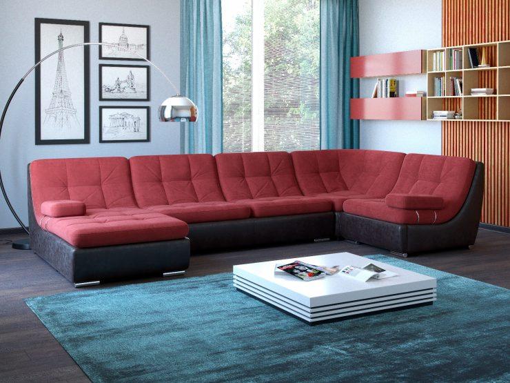 п образный диван выбрать