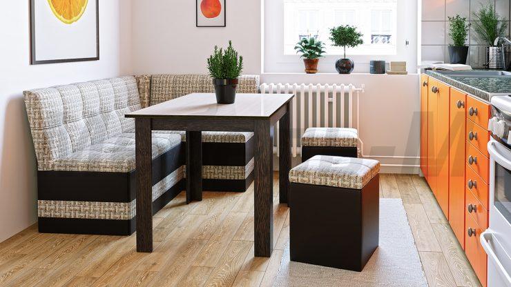 спальный диван кухня