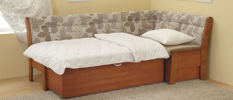 спальный-диван-на-кухню