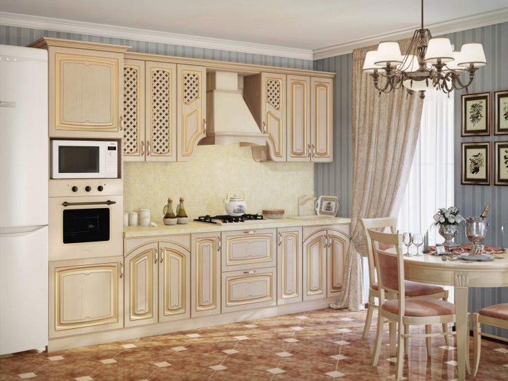 готовая кухня